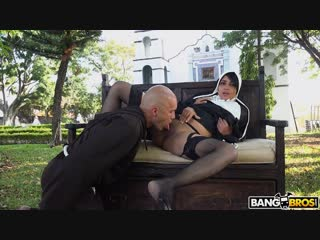 Yudi pineda (yudi pineda is..the squirting nun) [2019-02-10, big ass, big booty, blowjob, brunette, cowgirl, cumshot, 1080p]