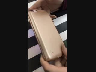 Внешний Аккумулятор для Iphone 7 plus/8 plus