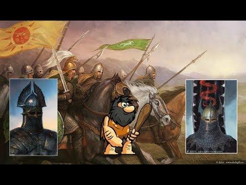 Кто были предками Рохиррим История создания королевства Рохан