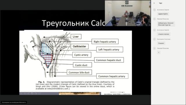 Егиев В.Н_ Малоизвестные аспекты лечения острого холецистита