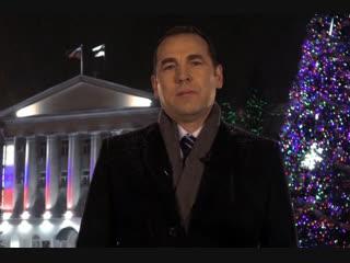 Новогоднее поздравление врио Губернатора Курганской области В.М. Шумкова