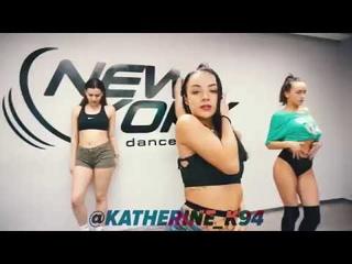LADY GAGA - JUDAS (TWERK Choreo by Katerina Krasnikova)