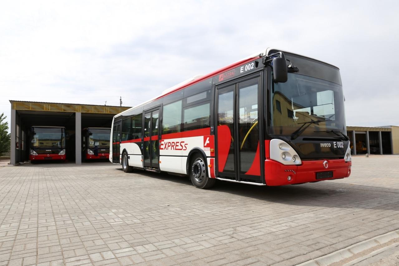 Специальные автобусные рейсы организуют на игру между ФК «Астана» - «Ренн»