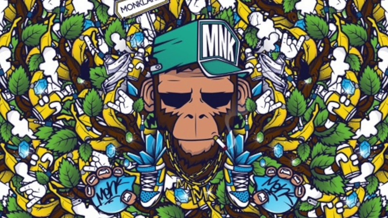 Drum And Bass Reggae 2019 LaChips Monkey Kush