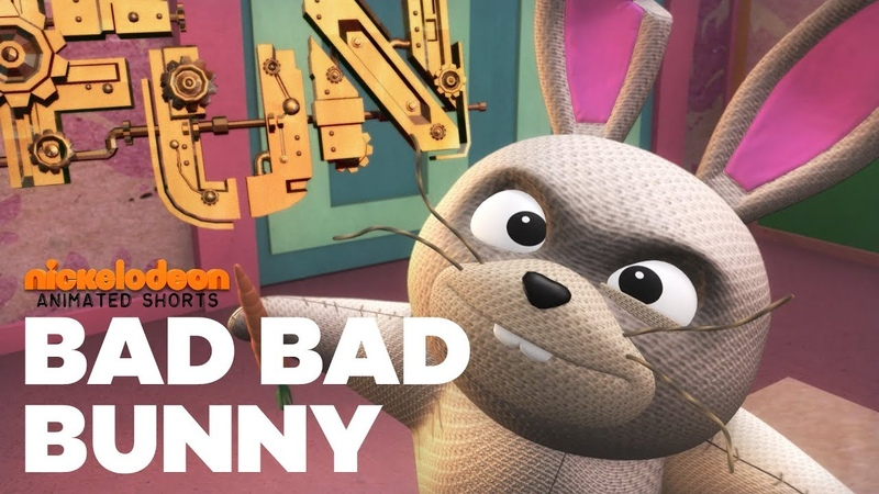 Bad Bad Bunny | Nick Animated Shorts