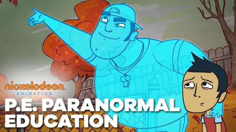 P.E. Paranormal Education | Nick Animated Shorts