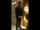 Lovely small clip with Barun Sobti shared by Kirti Singh in IG stories @BarunSobtiSays WOTFA WOTFA2018