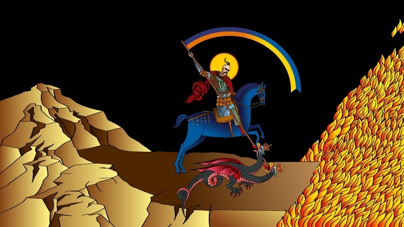День захисника України - Ми переможемо!
