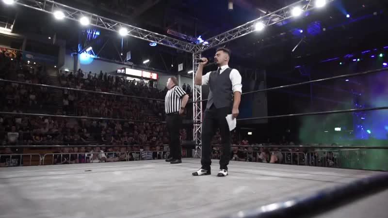 NJPW 18.02.2018 01 KUSHIDA vs Romero