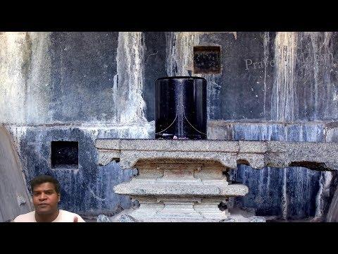 Таинственный лингам в Форте Варангал