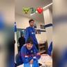 """Inter™ on Instagram: """"Bellissimo clima nel nostro spogliatoio! ⚫️🔵"""