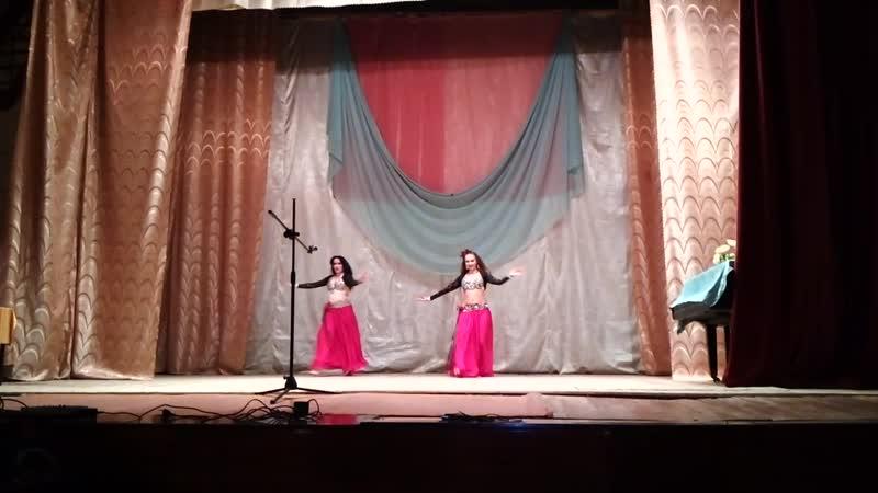 Смирнова Ксения и Анастасия Иванова
