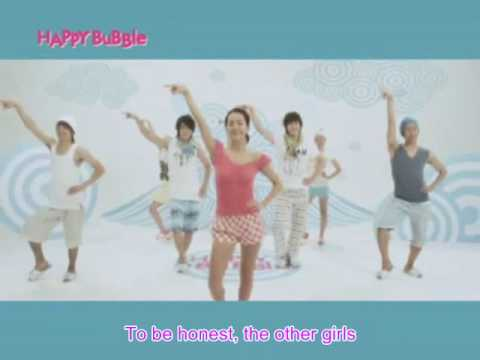 [MV]Happy Bubble - Kyuhyun Donghae Han Ji Min [Eng-subbed]