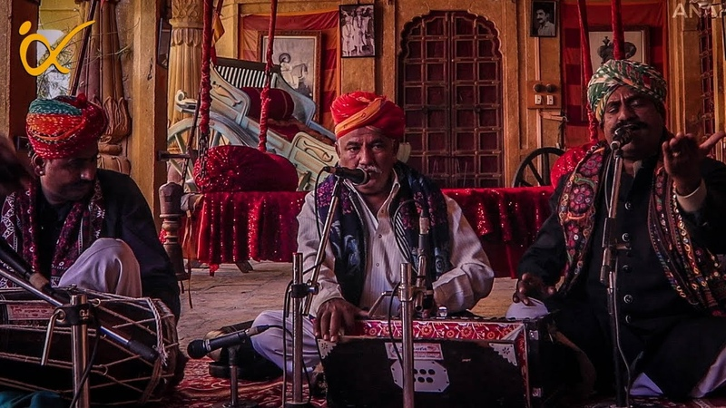 Gazi Khan Suva Anahad Foundation Folk Music Rajasthan