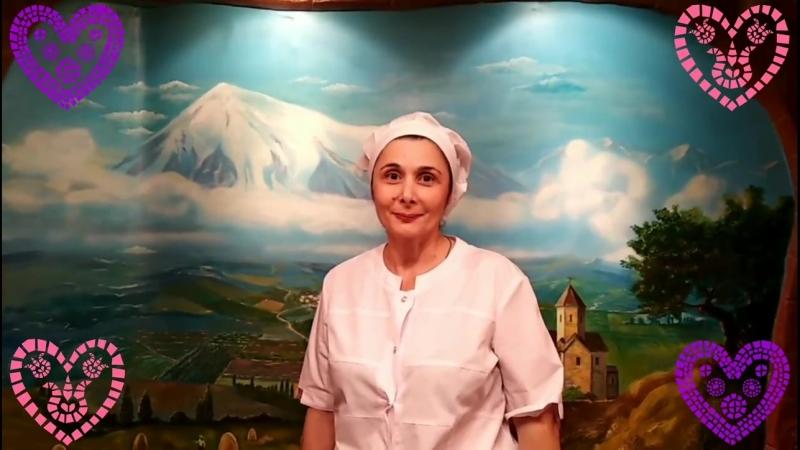 Шеф-повар кафе «СУРНЕЛИ» Нино приглашает вас на Фестиваль «Моя вкусная Грузия»