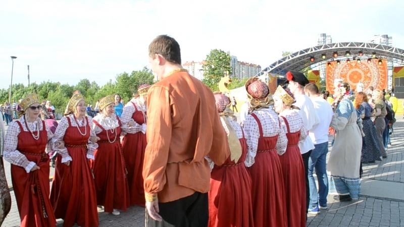 Фестиваль Славянская Ярмарка ХОРОВОД