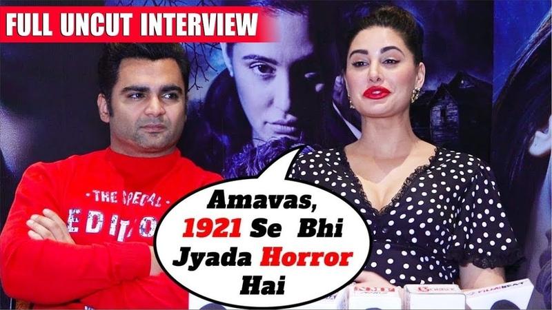 Nargis Fakhri And Sachin Joshi Exclusive Interview For The Film Amavas