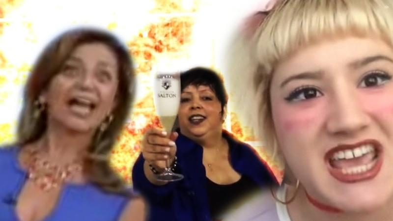Tulla, Aracy e Lolly - BAD BLOOD (Music Video)