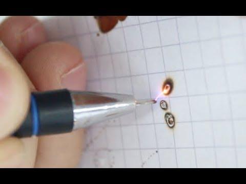 How to make a Plasma / Arc Pen !