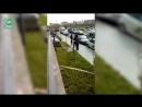Мать с младенцем выпали из окна восьмого этажа в Петербурге