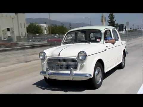 1959 Fiat Millecento - Jay Lenos Garage