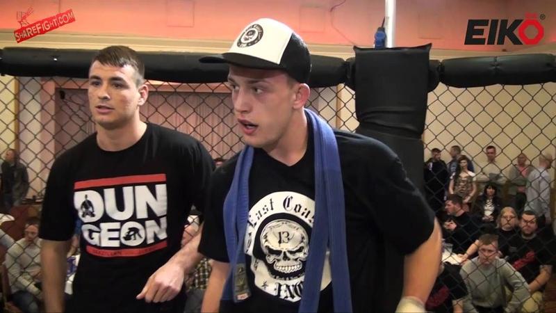 EIKO 9 - Welterweight Title Justin Burlinson VS Bobby Scott