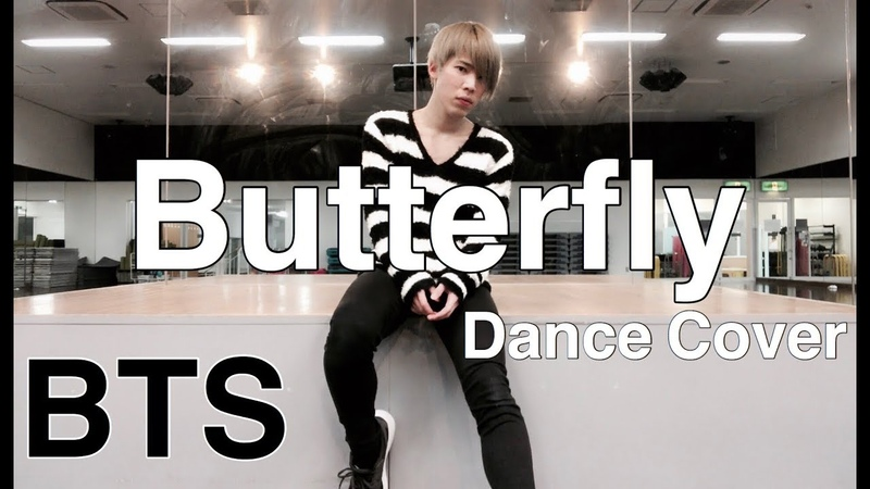 BTS - Butterfly Dance Cover 【 JIMIN Happy Birthday 10.13 】