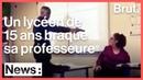 Un élève braque sa prof à Créteil