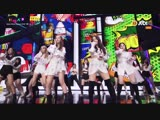 Momoland - BBoom BBoom @ 2018 MMA • Melon Music Awards 181201