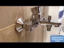 установка смесителя в ванную комнату своими руками