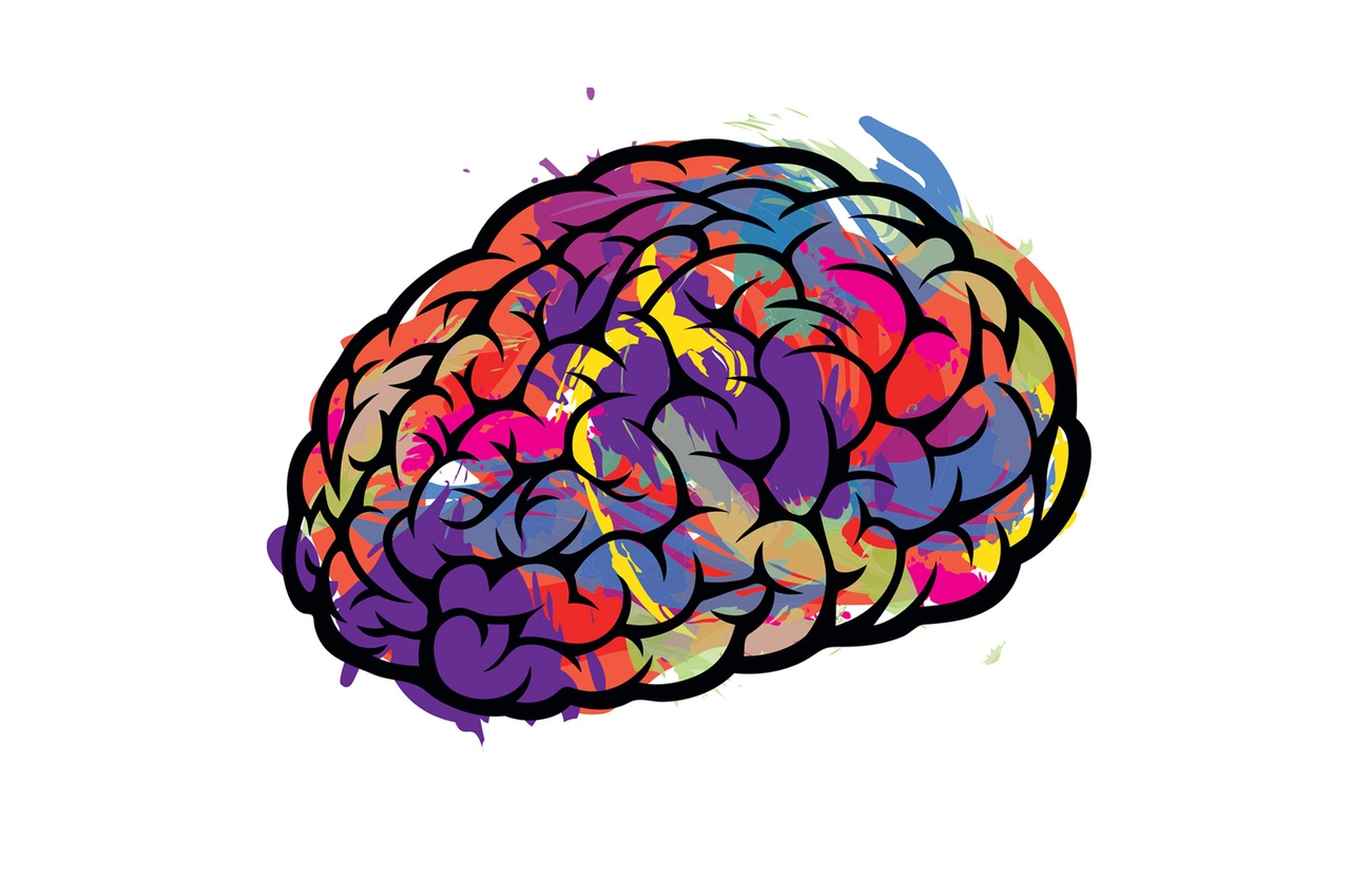 Открытки днем, прикольные картинки на тему мозга
