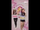 Ahyeong 18 06 15 Jo Ahyeong Perk Jinhee Karaoke @ Produce 48