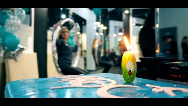 Открытие MOON pole dance studio Новый Уренгой 03.06.18