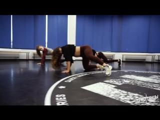 Dancehall female by Olya BamBitta//Konshens &Chenelly - Dancfloor