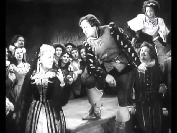 Дж Верди Песенка герцога из оперы Риголетто Исполняет Сергей Лемешев