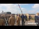 Как снимали кино на окраине Слуцка про Чернобыль