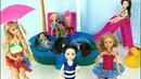 НА ДАЧЕ У СОСЕДА Мультик Барби Катя Школа Куклы Игрушки Для девочек IkuklaTV Школа