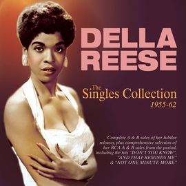 Della Reese альбом The Singles Collection 1955-62