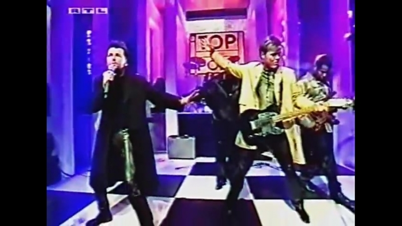 Modern Talking feat. Eric Singleton - You Are Not Alone (RTL, Top Of The Pops, 06.03.1999)