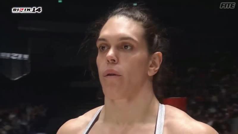 👊 RIZIN 14 ガビガルシア vs バーバラネポムチェーノ Gabi vs Barbara