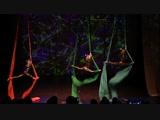 Асриян Анастасия, Гусева Александра, Статеева Алена. Шоу Transformation - Pole Dance Style
