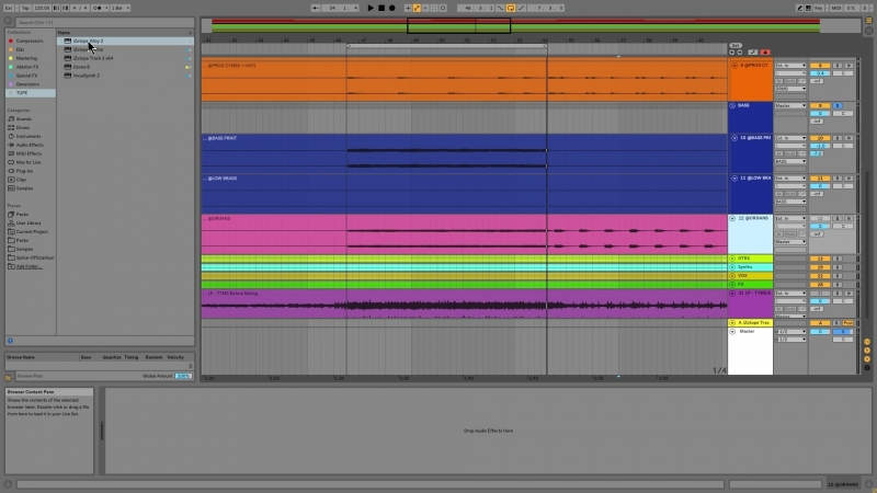 Mixing and Mastering a Rock Song With iZotope Plugins