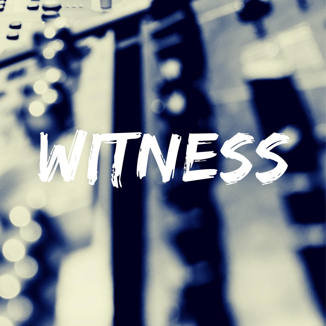 Афиша Witness в Простобаре Еда