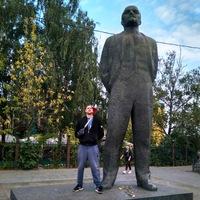 Анкета Сергей Тренькин