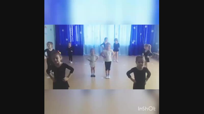 Первое занятие после праздников💫😍 Детский сад 50, дошкольная хореография, Мерзлякова Елена Зурабовна