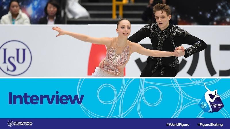 Aleksandra BOIKOVA / Dmitrii KOZLOVSKII (RUS)   Saitama 2019   WorldFigure