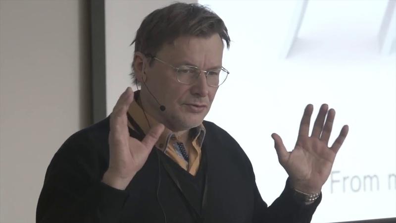Конференция Daemons in the Machine. Сессия 1 Искусство на основе ИИ: проблемы и перспективы