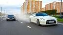 ЧТО МОГУТ БМВ против ГТР? BMW M5 против АРМИИ NISSAN GT-R [СПЕЦВЫПУСК КРАСНОДАР ч.1]
