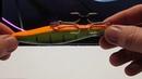 Распаковка посылки из Fmagazin Воблер Usami Fuji Jerk 125S
