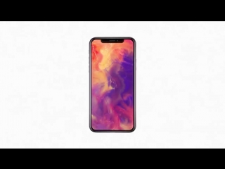 Музыка из рекламы Apple - iPhone X (2017)